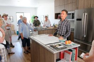 Cohousing gathering