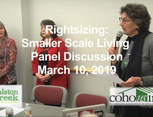 Right Sizing Panel Rocked!