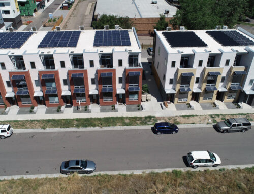 Ralston Creek Cohousing, Vibrant Solar Community