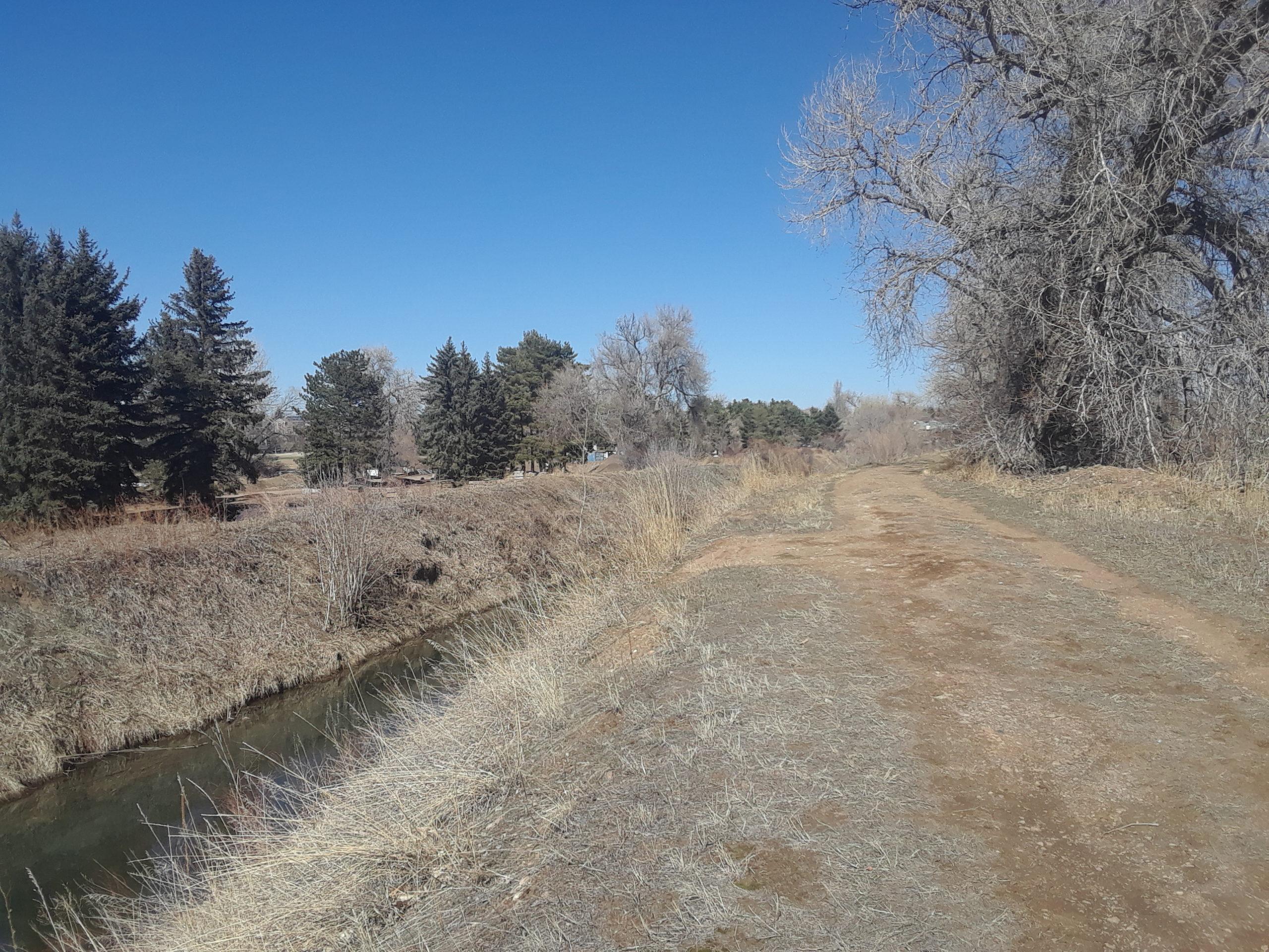 Choke Canal Trail