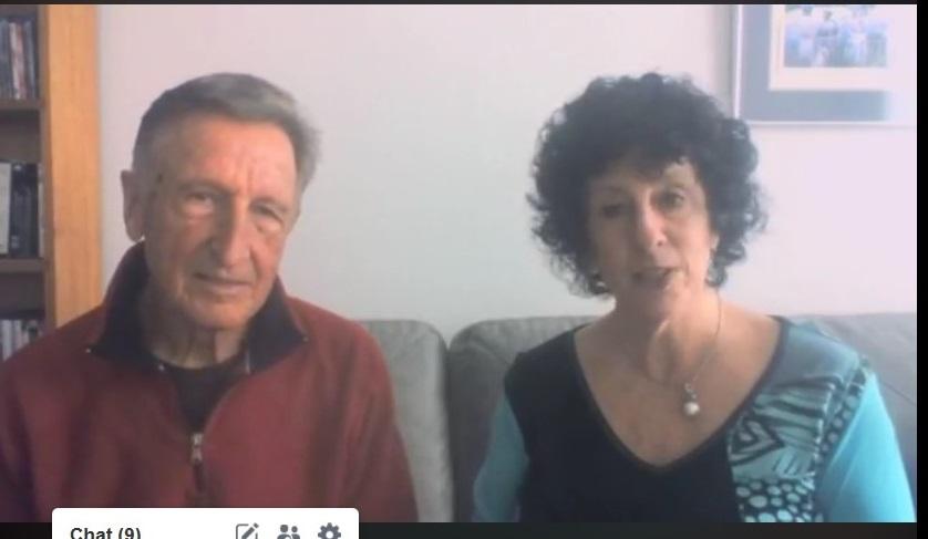 Norbert Klebl & Tori Baker