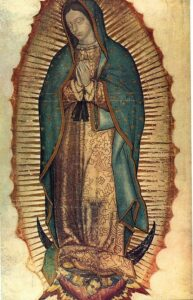 Virgen of Guadalupe
